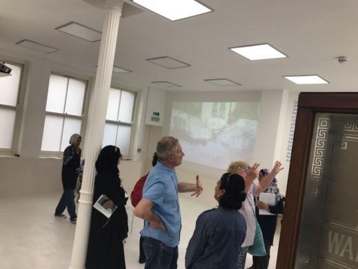 Qalam: Creative Writing Walk | Revoluton Arts